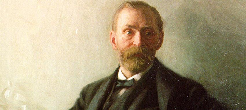 184 de ani de la nașterea lui Alfred Nobel