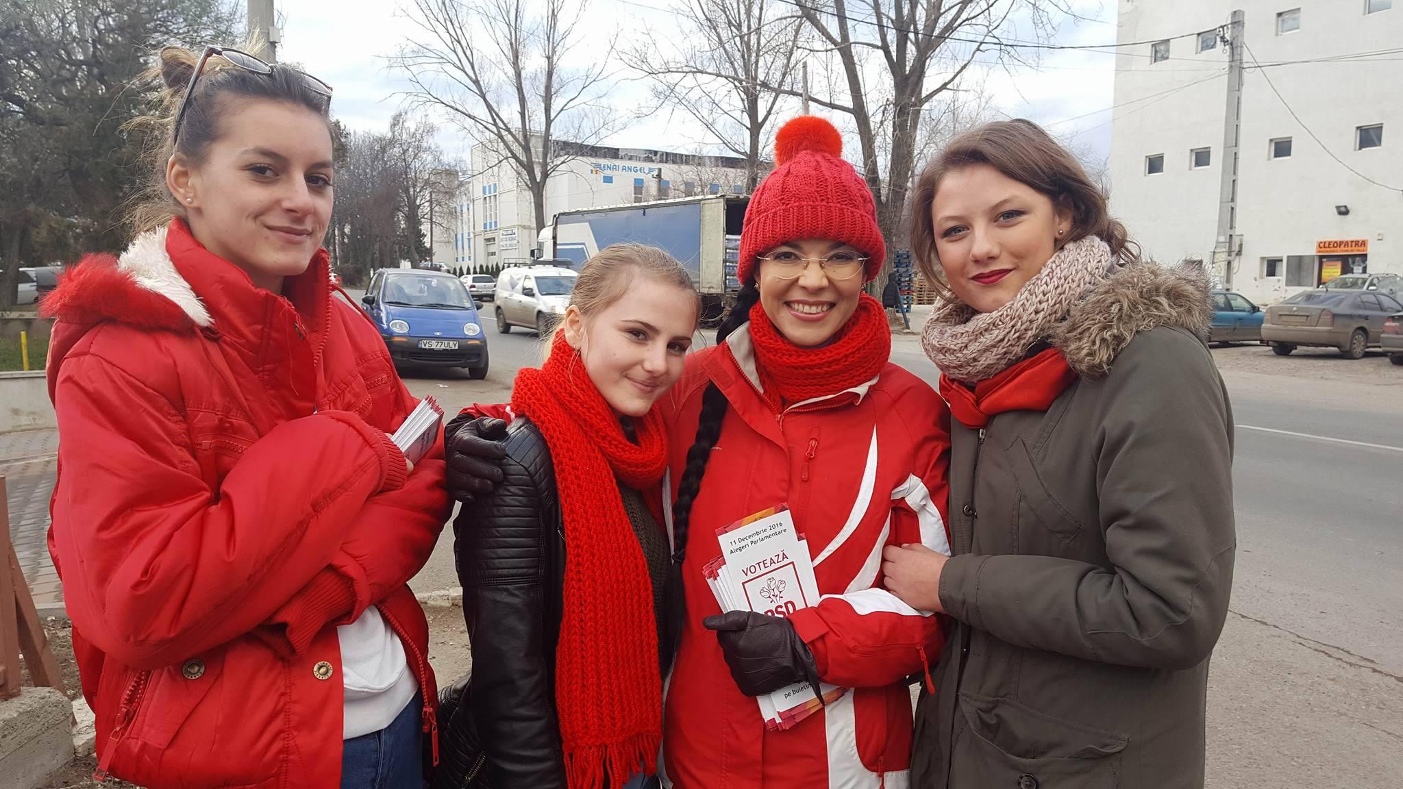 Campanie în municipiul Huși
