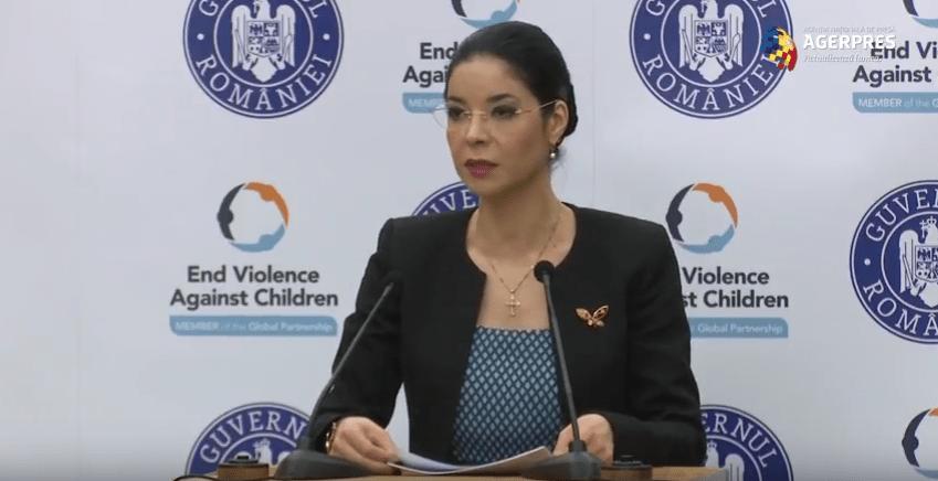 """Declarație în cadrul evenimentului de lansare a """"Parteneriatului Global Opriți Violența Împotriva Copiilor"""""""
