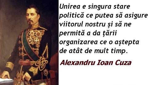 199 de ani de la nașterea domnitorului Alexandru Ioan Cuza