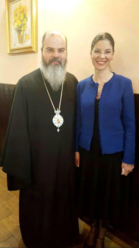 Alături de Preasfințitul Părinte Ignatie Mureșeanul, noul Episcop al Hușilor