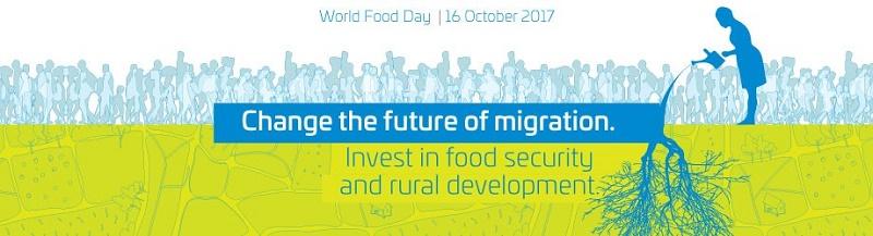 Ziua mondială a alimentației – 16 octombrie