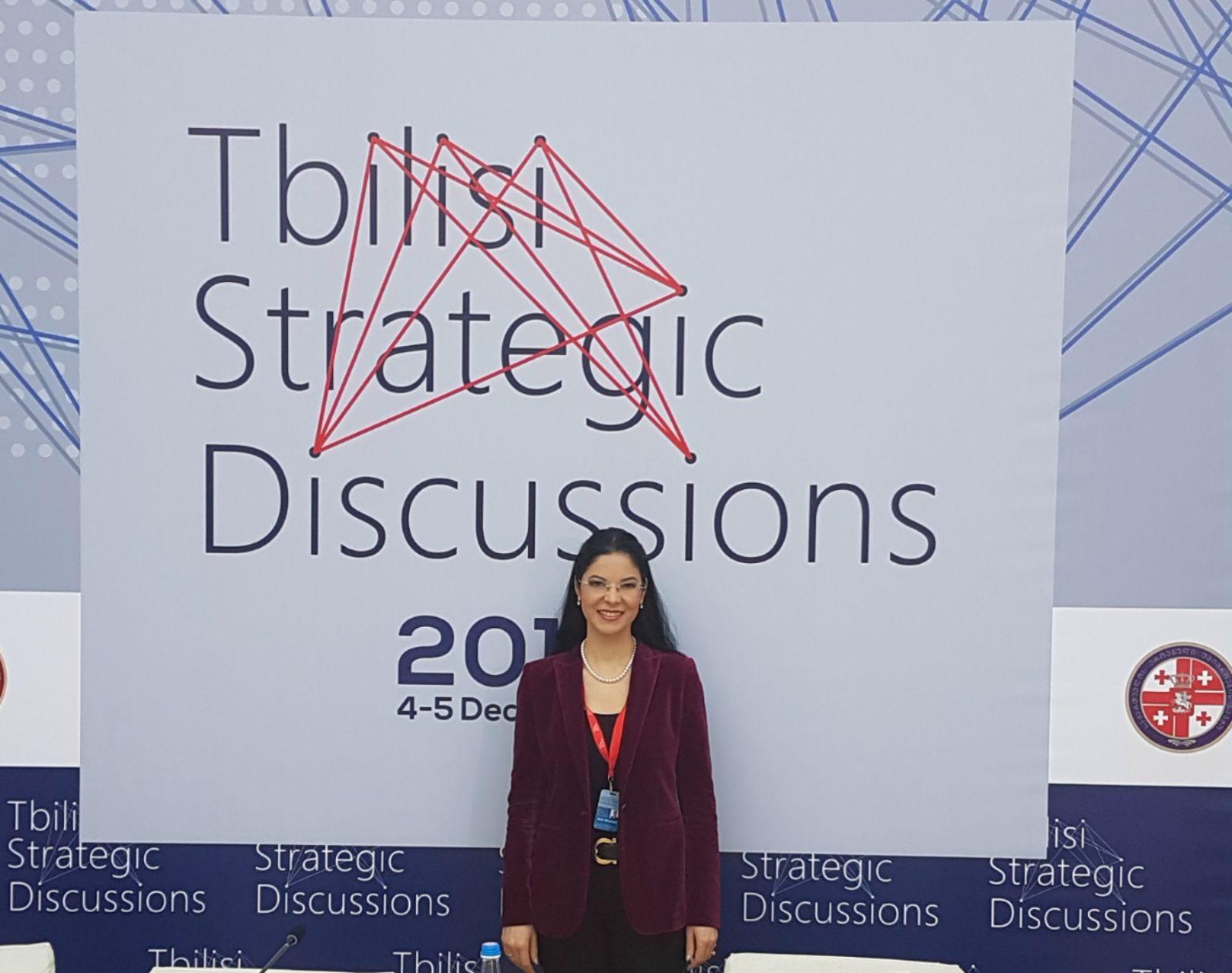 Ana Birchall: Marea Neagră are o importanță geostrategică deosebită, iar cooperarea strânsă a statelor din regiune este esențială din perspectiva gestionării provocărilor actuale de securitate