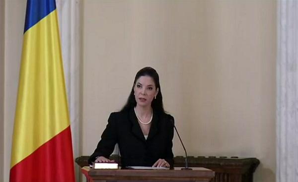 Depunerea jurământului în funcția de viceprim-ministru pentru implementarea parteneriatelor strategice în Guvernul României