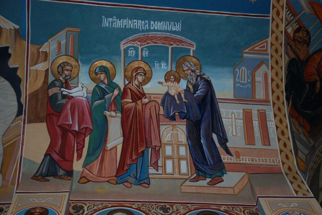 Întâmpinarea Domnului, praznicul primirii lui Hristos