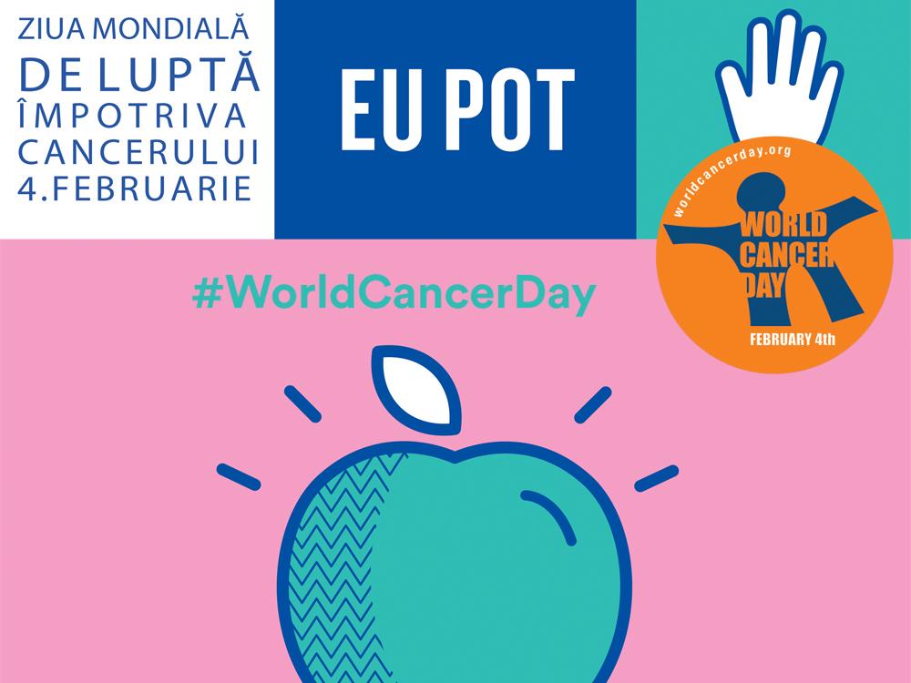 4 februarie – Ziua internațională pentru lupta împotriva cancerului
