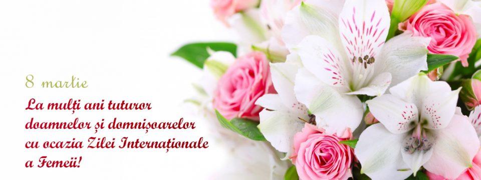 8 martie – Ziua Internațională a Femeii