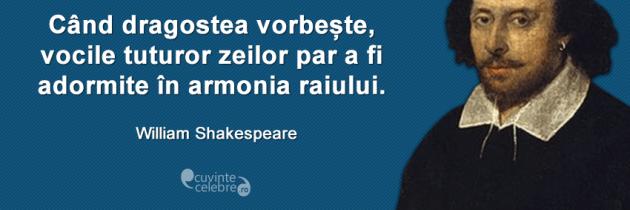 23 aprilie – nașterea lui William Shakespeare și Ziua Internațională a Cărții