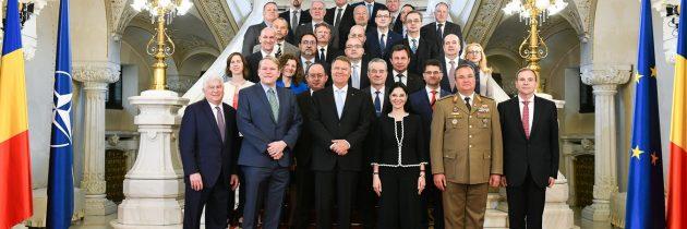 Angajamentul Guvernului pentru consolidarea securității flancului estic al NATO