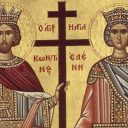 21 mai – Sfinții Împărați Constantin și Elena