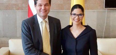 Întâmpinarea domnului Wess Mitchell, asistentul Secretarului de Stat al SUA