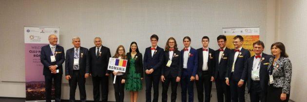 Guvernul României le urează succes elevilor participanți la Olimpiada Internațională de Matematică