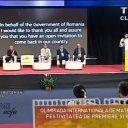 Ana Birchall, mesaj din partea Guvernului la finalul Olimpiadei Internaționale de Matematică: Felicitări tuturor premianților și cinste tuturor participanților!