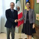 Întrevedere cu E.S. José Guillermo Ordorica Robles, ambasadorul Mexicului la Bucureşti