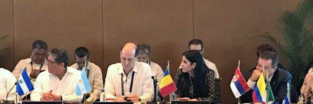 Vicepremierul Ana Birchall: Guvernul României susține cooperarea pe termen lung sub egida Alianței Pacificului