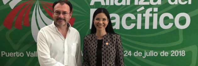 Consolidarea cooperării economice și aprofundarea relaţiilor bilaterale, printre temele abordate de viceprim-ministrul Ana Birchall în cadrul întrevederilor din marja summit-ului Alianței Pacificului
