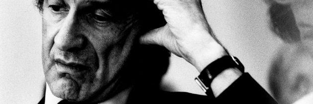 90 de ani de la nașterea lui Elie Wiesel