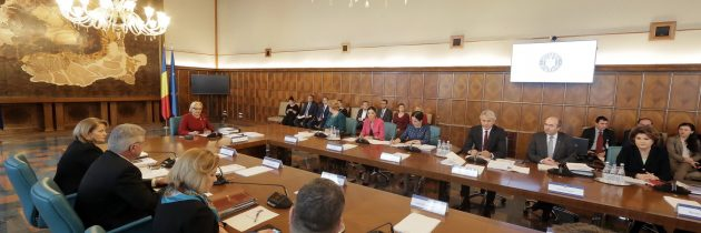 Grup de lucru pentru implementarea proiectelor aprobate la Summit-ul I3M