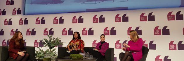 Viceprim-ministrul Ana Birchall, mesaj de promovare a egalității de gen la Forumul Global al Femeilor Lideri Politici