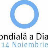 14 noiembrie – Ziua mondială de luptă împotriva diabetului