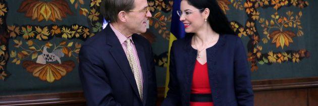 Întrevedere cu Matthew Boyse, adjunctul Asistentului pentru Europa Centrală și Problematica Holocaustului al Secretarului de Stat al SUA