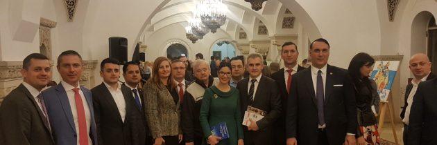 """Lansarea volumului """"Grupul parlamentar al Minorităților Naționale: 1990-2016"""""""