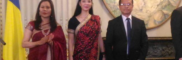 Recepție oferită de Ambasada Indiei la București cu ocazia celei de a 70-a aniversări a Zilei Republicii