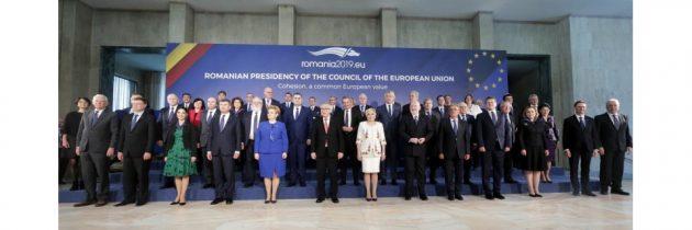 Vizita Colegiului Comisarilor Europeni la București