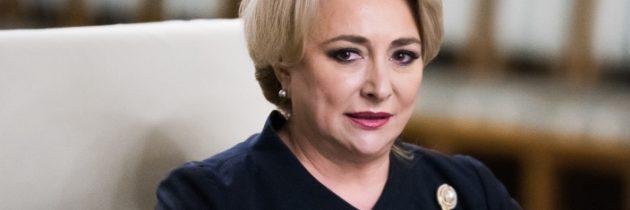 Premierul Viorica Dăncilă, despre Preşedinţia României la Consiliul Uniunii Europene