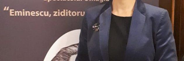 Eminescu, ziditorul limbii române