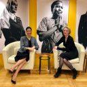 Întrevedere cu Alyse Nelson, președinte și CEO al Vital Voices