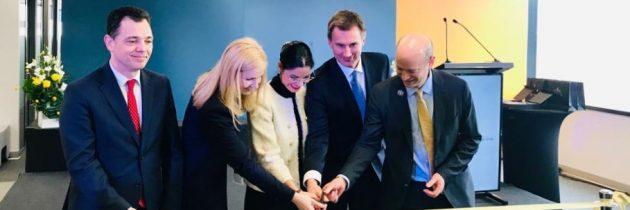 Guvernul Dăncilă salută deschiderea, la București, a unui hub regional de către Bursa de la Londra