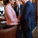 Prânz de lucru cu ministrul Muncii din Azerbaidjan, Sahil Babayev