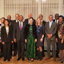Întrevedere cu delegaţia CARICOM condusă de Irwin LaRocque, Secretar General CARICOM