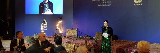 Ceremonia de încheiere a Forumului Global de la Baku