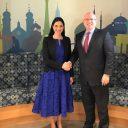 Întrevedere cu Philip T. Reeker, noul asistent pentru afaceri europene și eurasiatice al Secretarului de stat al SUA