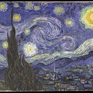 166 de la naşterea lui Vincent van Gogh