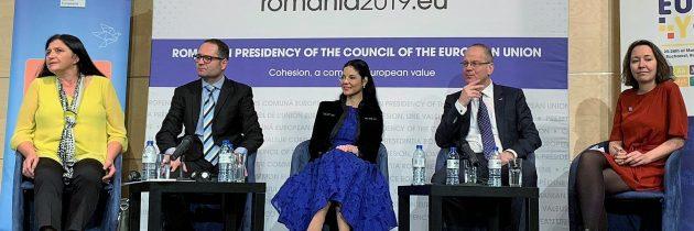 Guvernul Dăncilă, mesaj de susținere a implicării tinerilor cu ocazia Conferinței pentru Tineret a Uniunii Europene