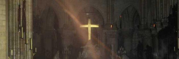 Incendiul de la Catedrala Notre-Dame din Paris