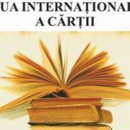 23 aprilie – Ziua internațională a cărții