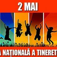 2 mai – Ziua națională a tineretului