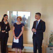 """Lansarea """"Asociației Ambasador Mihnea Constantinescu"""""""