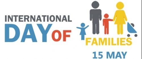 15 mai – Ziua Internațională a Familiilor
