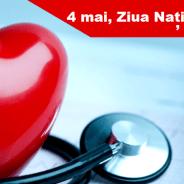 4 mai – Ziua națională a inimii