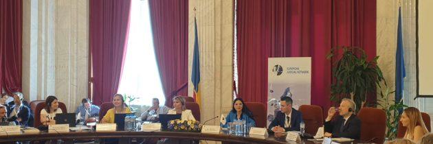 Ana Birchall: Rețeaua Judiciară Europeană are un rol esențial în facilitarea cooperării judiciare între statele membre ale UE și cu state terțe și reprezintă un model pentru alte rețele similare
