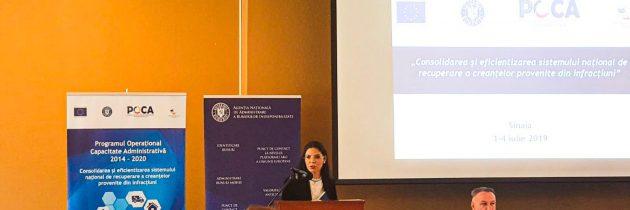 Ana Birchall: Recuperarea prejudiciilor și a produsului infracțiunii reprezintă o prioritate pentru agenda publică