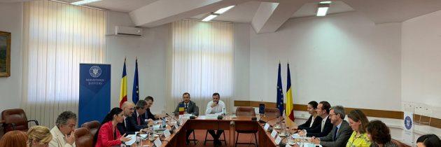 Ana Birchall: Autoritățile române vor continua dialogul instituțional și transparent cu reprezentanții Comisiei pe marginea recomandărilor din cadrul MCV