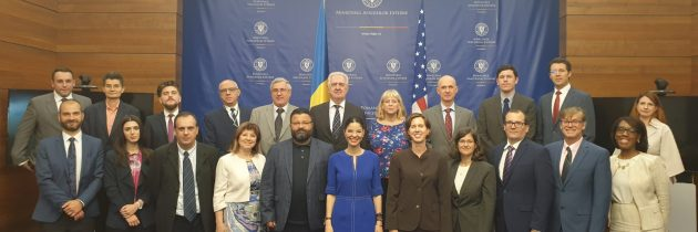 Reuniunea intermediară a Dialogului Strategic România-SUA