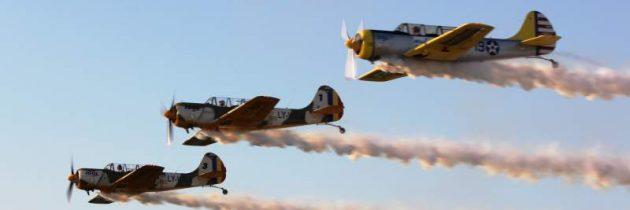 Ziua Aviației Române și a Forțelor Aeriene – 20 iulie