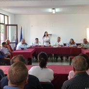 Ședința organizației PSD Ivești